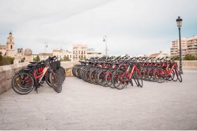 Tours in Bici a Valencia