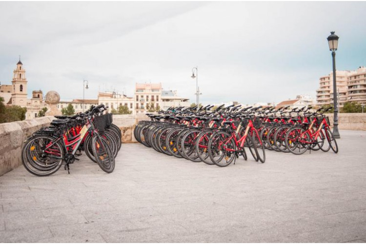 Tours in Bici a Valencia